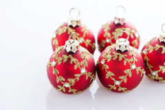 Red Christmas Royalty Free Stock Photography