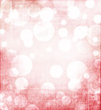 Red Christmas bokeh for background Royalty Free Stock Photo