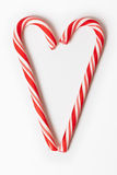 Red christmas candy Royalty Free Stock Images