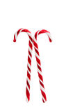 Red Christmas Candy Can Isolated Royalty Free Stock Image