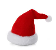 Red christmas cap Stock Photography