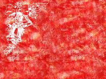 Red christmas grunge Royalty Free Stock Photo