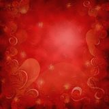 Red Christmass background Stock Photos