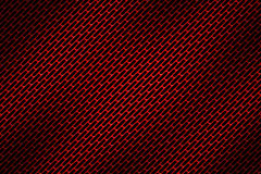 Red chrome grille. metal background. Red chrome grille. metal background and texture. 3d illustration Royalty Free Stock Images
