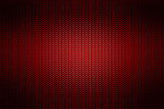 Red chrome metallic mesh. metal background and texture. Royalty Free Stock Images