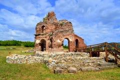 Red church Bulgaria Royalty Free Stock Image