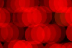 Red circle abstract background. Royalty Free Stock Photography