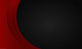 Free Red Circle With Black Pattern Background Stock Photos - 164485063