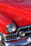 Red classic car Stock Photos