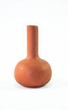 Red clay pot Stock Photography
