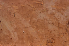 Red clay solid brick 2 Stock Photography