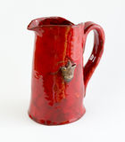 Red Clay Vessels Royalty Free Stock Image