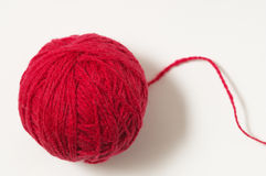 Red clew Stock Photography