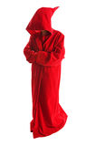 Red cloak Stock Photography