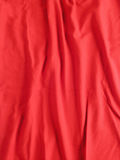 Red cloth Royalty Free Stock Photography