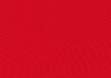 Red cloth background Stock Photos