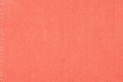 Red cloth texture Stock Image
