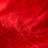 Red cloth texture as background Royalty Free Stock Photography