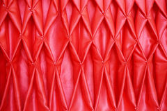 Red cloth ,Thai style pattern Stock Photos