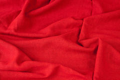 Red cloth Royalty Free Stock Photo