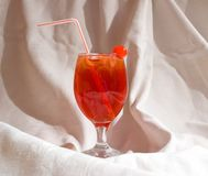 Red Cocktail 2 Stock Images