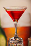 Red Cocktail Royalty Free Stock Image