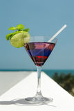 Red cocktail Stock Images