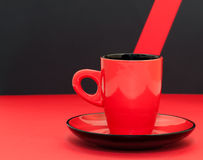 Red coffee Royalty Free Stock Photo