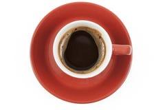 Red Coffee Mug Royalty Free Stock Image