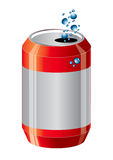 Red cola Stock Photography