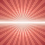 Red color burst background. Royalty Free Stock Photo