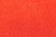 Red color carpet texture. Background Royalty Free Stock Photography