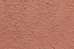 Red color cement wall background as texture. Wall concrete backgrounds textured. royalty free stock photography