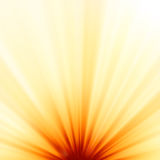 Red color design with a burst. EPS 8 Royalty Free Stock Photography