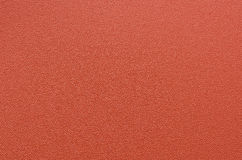 Red color fabric texture Stock Photo