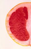 Red Color Grapefruit Royalty Free Stock Photography