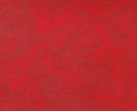 Red color leather pattern. Abstract background and texture for design Royalty Free Stock Image