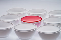 Free Red Color On Cup Stock Photo - 31704100