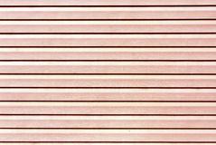 red color plastic wall pattern. Royalty Free Stock Photos