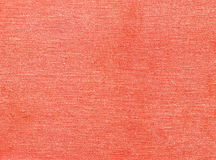 Red color textile pattern. Abstract background and texture for design and text Stock Images