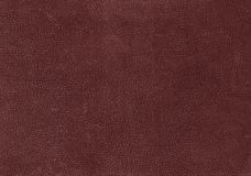 Red color weathered leather pattern. Abstract background and texture for design Stock Photo
