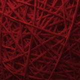 Red colored weaving texture. Red colored natural material weaving texture Royalty Free Stock Photo