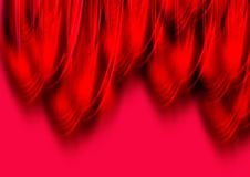 Red colorful wallpaper background and abstract acrylic painting. Gredient blurry background. Red colorful wallpaper background and abstract acrylic painting royalty free illustration