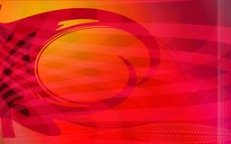 Red colour  background Stock Image