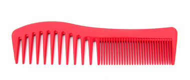 Red comb Royalty Free Stock Images