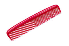 Red Comb Royalty Free Stock Image