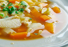 Red Conch Chowder Stock Image