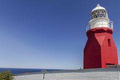 Long Point Lighthouse at Twillingate