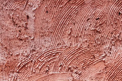 Red concrete wall background Stock Photo