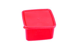 Red container Royalty Free Stock Photos